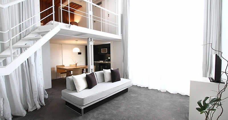 Quadruple Superior Loft