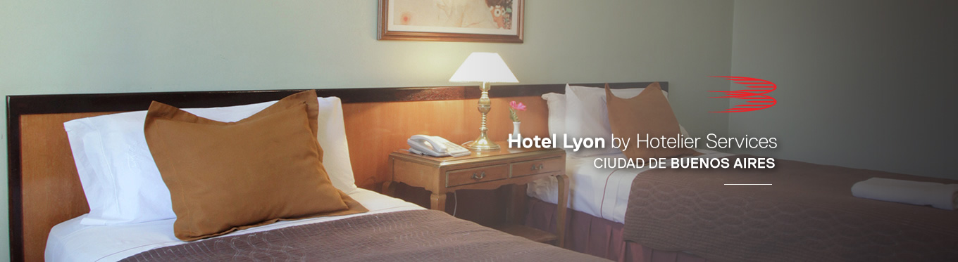 Hotel Lyon by HS